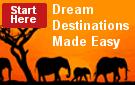 Dream Destinations Made Easy