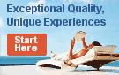 Exceptional Quality, Unique Experiences
